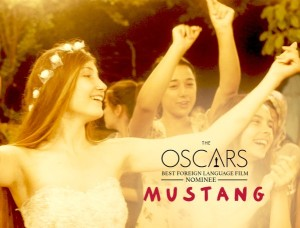 """Mustang"" just got nominated in the category ""Best Foreign Language Film"""