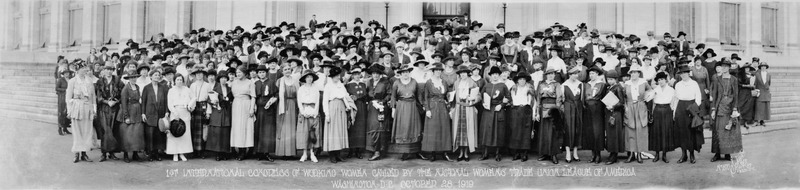 1st_International_Congress_of_Working_Women_called_by_the_National_Womens'_Trade_Union_League_of_America,_Washington,_D.C.,_October_28,_1919_LCCN2007661733.tif