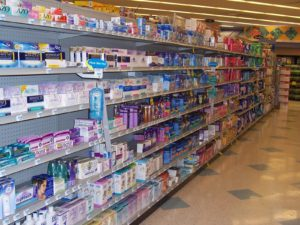 At the supermarket: look out for chlorine-free and organic menstrual health products