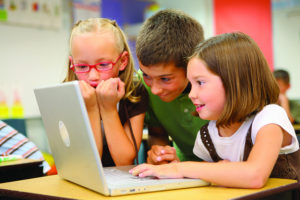 """Children discovering technology: """"Gender neutral initiatives are cropping up around Europe"""""""