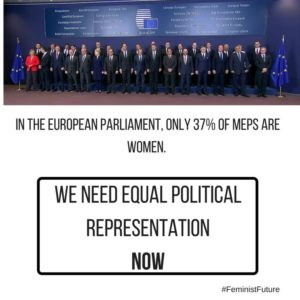 Improve political representation of women
