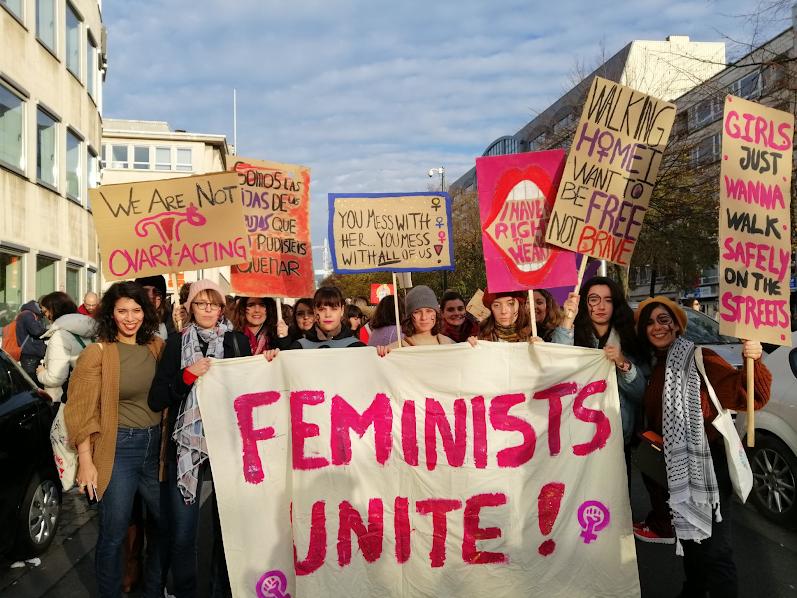 Feminists Unite