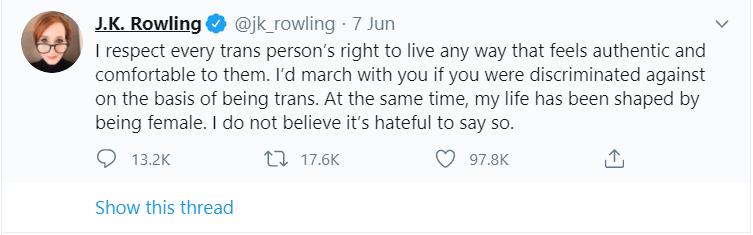 Image_J.K. Rowling's twitter account