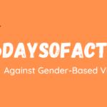 #16DaysOfActivism against Gender-Based Violence