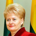 Lithuania's Female President: The Baltic 'Iron Lady' – ,,Geležinė ledi'' – pirmoji Lietuvos prezidentė Dalia Grybauskaitė [EN/LT]