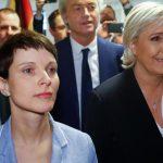 Rightist women against human rights – Rechte Frauen gegen Menschenrechte [EN/DE]
