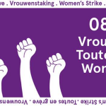 Women*s Strike 2019 in Belgium
