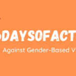 #16DaysOfActivism against Gender-Based Violence