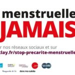 French University launches «Never in the red again!» campaign to fight period poverty